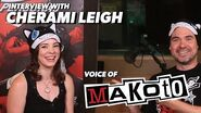 Persona 5 Cherami Leigh Talks About Playing Makoto Niijima!