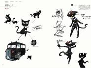 P5 Concept Art Old Morgana
