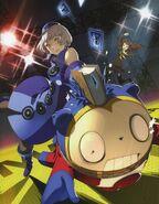 P4 Arena (Rise Kujikawa, Elizabeth (Persona 3), Teddie)