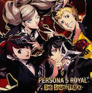 P5R soundtrack