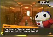 Persona 4 Steamy Bathhouse 3