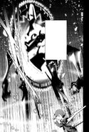 Nemesis appears in manga adaption