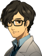 P5R Portrait Maruki No Staff ID