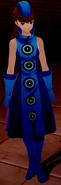 Sumi Ultramarine Outfit