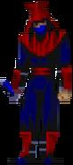 Chaos Hero Sprite PSX