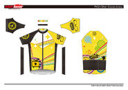 GSC P4G Cycling apparel