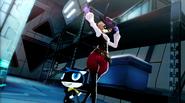 P5 Bishoujo wearing her cat burglar outfit