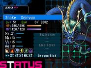 Seiryuu Devil Survivor 2 (Top Screen)