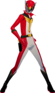 P5D The Protagonist Featherman Costume