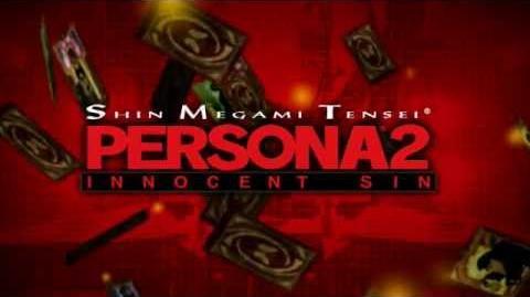 ATLUS Trailer Shin Megami Tensei Persona 2 Innocent Sin