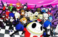 Persona Q artwork 2