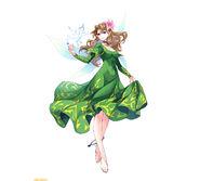 The Alchemist Code Titania Character Artwork