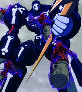 Take-Mikazuchi in P4GA