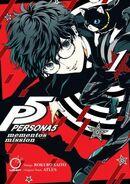 Persona 5 Mementos Mission english vol 1 standard
