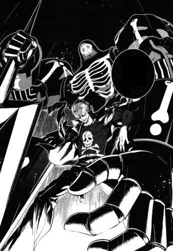 P4AU Manga