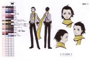 Persona 3 Ryoji Anime