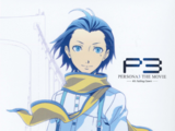 Persona 3: Falling Down Theme Song CD Set