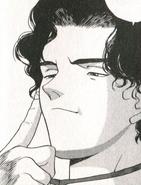 Ideo Hazama if... Manga