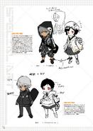 Zen & Rei PQ Artbook 3