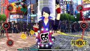 P5D screenshot of Yusuke design