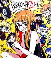 Persona 20th Anniversary Commemoration Illustrated, 02