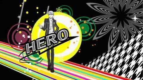 Persona 4 Golden - Shadow World
