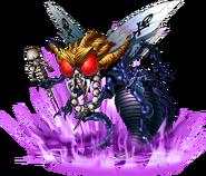 Beelzebub 5 Star (Dx2 Art)