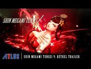 Shin Megami Tensei V — Bethel Trailer - Nintendo Switch