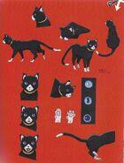 P5A Artbook Morgana 2