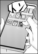 PAD P5 Manga