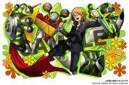 Yosuke Hanamura Puzzle and Dragons