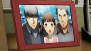 Yu become family with Nanako and his uncle