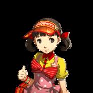 P4D Nanako portrait