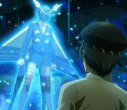 Sukuna Hikona appears in Persona 4 The Animation