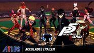Persona 5 Royal - Accolades Trailer