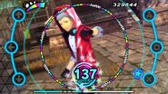 P3D screenshot of Akihiko design