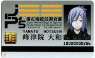 Yamato ID Card