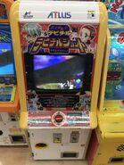 Devil Children Arcade Cabinet