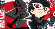PQ2 P5 Protagonist All-Out-Attack Finishing Touch