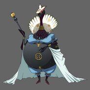 P3M Arcana Empress