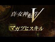 Magatsuhi Skills official Japanese introduction
