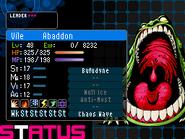 Abaddon Devil Survivor 2 (Top Screen)