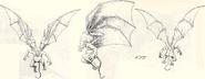 Giten Megami Tensei - Imp Art