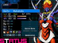 Mahakala Devil Survivor 2 (Top Screen)