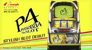 Persona 4 The Slot promo