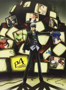 Persona 4 The animation Investigation Team