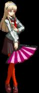 BlazBlue Yukiko Amagi Ann Color Swap