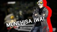 Persona 5 Confidants Introducing Munehisa Iwai!