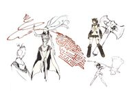 Concept artwork of Ariadne