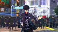 P5D The Protagonist screenshot design